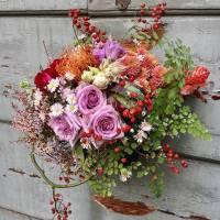 bouquet fiorista bianchi