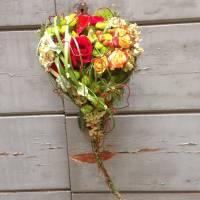 bouquet a cuore