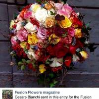 bouquet decorativo formale