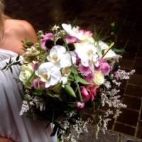 bouquet formale e decorativo