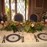 tavolo imperiale nozze