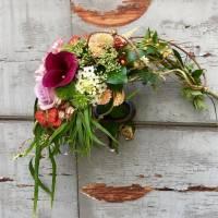 bouquet lineare strutturato