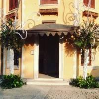 decorazione portale esterno
