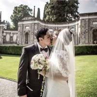 bouquet romantico nozze