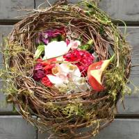 bouquet decorativo amore