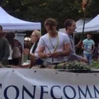 dimostrazioni con confcommercio villa erba