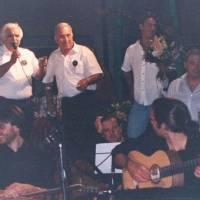 Fiori e Musica ..dimostrazione con colleghi italiani